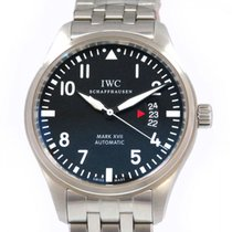 IWC Steel 41mm Automatic IW326504 new