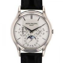 Patek Philippe 5140G-001 Acier Perpetual Calendar 45mm occasion