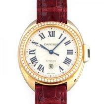 Cartier Clé de Cartier WJCL0016 New Rose gold 31mm Automatic