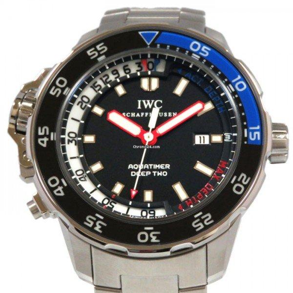 IWC Aquatimer Deep Two IW354703 nuevo