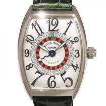 Franck Muller Vegas новые Автоподзавод Часы с оригинальными документами и коробкой 6850VEGAS