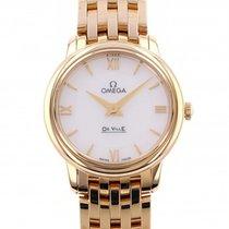 Omega (オメガ) デ・ビル プレステージ 新品 クォーツ 正規のボックスと正規の書類付属の時計 424.50.27.60.05.002