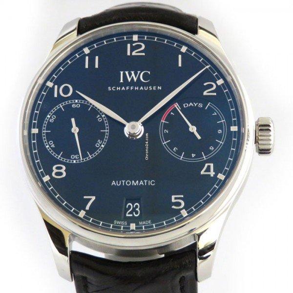 IWC Portugieser Automatik IW500703 neu