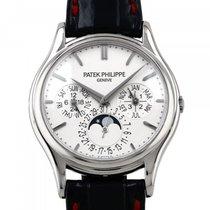 Patek Philippe 5140G-001 Or blanc Perpetual Calendar 45mm occasion