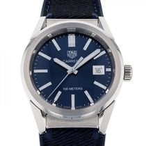 TAG Heuer Steel 36mm Automatic WBG1310.FT6115 new