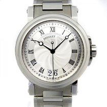 Breguet Marine 5817ST/12/SMO New Steel 39mm Automatic