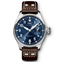 IWC Big Pilot novo Automático Relógio com caixa e documentos originais IW501002