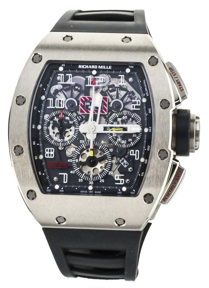 Richard Mille RM 011 RM11-FM pre-owned