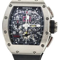 Richard Mille RM11-FM White gold RM 011 50mm pre-owned United States of America, Illinois, BUFFALO GROVE