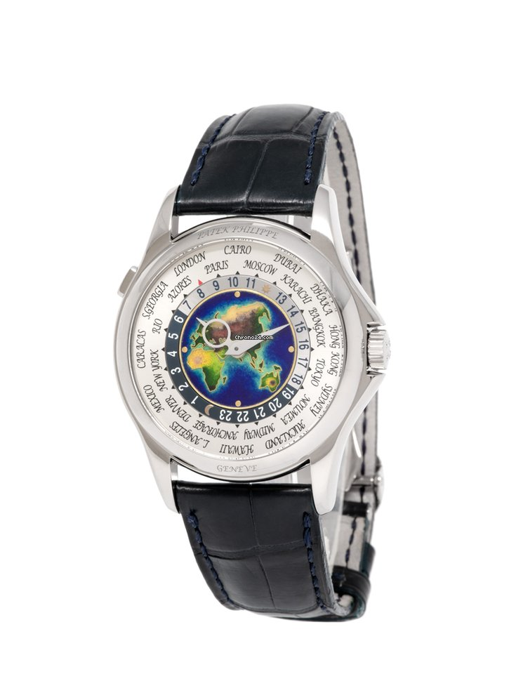 Patek Philippe World Time 5131G-001 2012 pre-owned