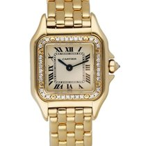 Cartier Panthère Yellow gold 22mm White United States of America, New York, New York