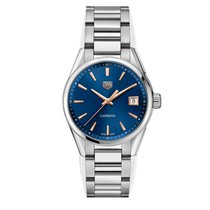 TAG Heuer Carrera Lady Steel 36mm Blue United States of America, New Jersey, Englewood