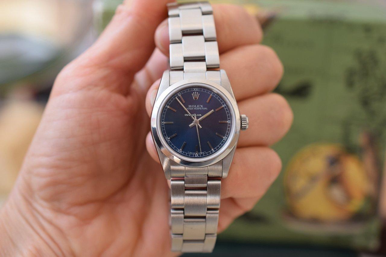 Rolex Oyster Perpetual 31 67480 1988 gebraucht