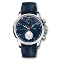 IWC (アイ・ダブリュー・シー) ポルトギーゼ ヨットクラブ クロノグラフ 新品 自動巻き クロノグラフ 正規のボックスと正規の書類付属の時計 IW390704
