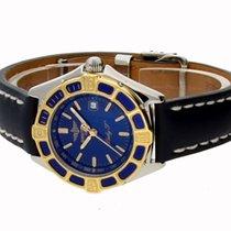 Breitling Lady J Acero y oro 31mm Azul Sin cifras
