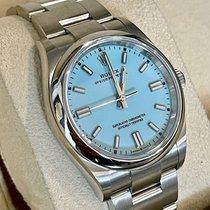 Rolex Oyster Perpetual 36 nuevo 2021 Automático Reloj con estuche y documentos originales 126000-0006