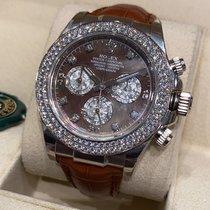 Rolex Oro bianco 40mm Automatico 116589RBR nuovo Italia, Torino