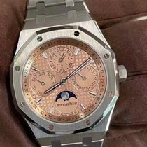Audemars Piguet Titan Atomat 41mm nou Royal Oak Perpetual Calendar