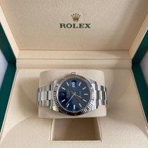 Rolex Datejust Acero 41mm Azul Sin cifras España, Madrid