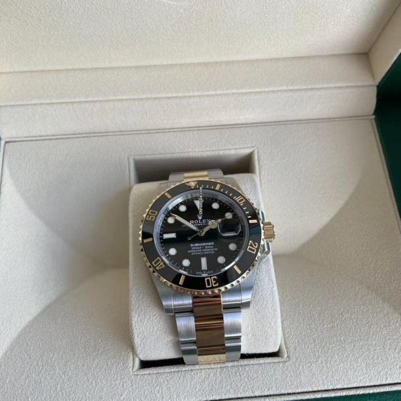 Rolex Submariner Date 126613LN 2021 new