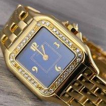 Cartier Oro giallo 22mm Quarzo 128000m usato Italia, Segrate - MP Preziosi