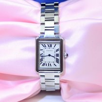 Cartier Tank Solo Steel United States of America, New York, New York
