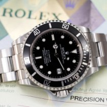 Rolex Sea-Dweller 4000 Acciaio 40mm Nero Senza numeri Italia, BOLOGNA
