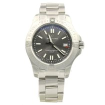 Breitling Silver Automatic new Chronomat Colt