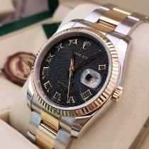 Rolex Datejust 116233 Nenošené Zlato/Ocel 36mm Automatika