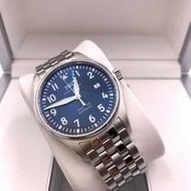 IWC Pilot Mark Steel 40mm Blue Arabic numerals United States of America, Florida, Coconut Creek