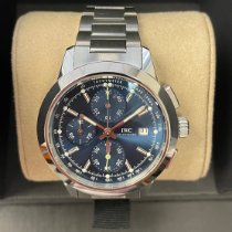 IWC Ingenieur Chronograph Steel Blue No numerals United States of America, California, Los Angeles