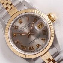 Rolex Lady-Datejust Acier 26mm Gris