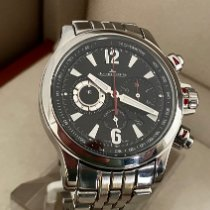 Jaeger-LeCoultre Master Compressor Chronograph 2 Steel Black United States of America, New York, Brooklyn