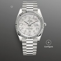 Rolex 228239-0055 Oro blanco 2021 Day-Date 40 40mm nuevo