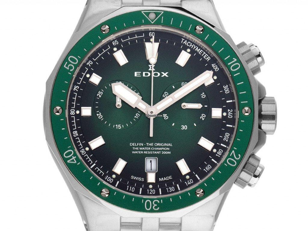 Edox 10109 3VM VIN new