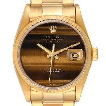 Rolex Datejust Aur galben 36mm