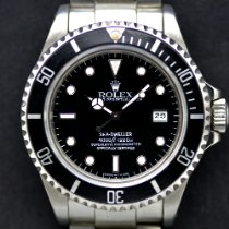Rolex Sea-Dweller Zeljezo 40mm Crn