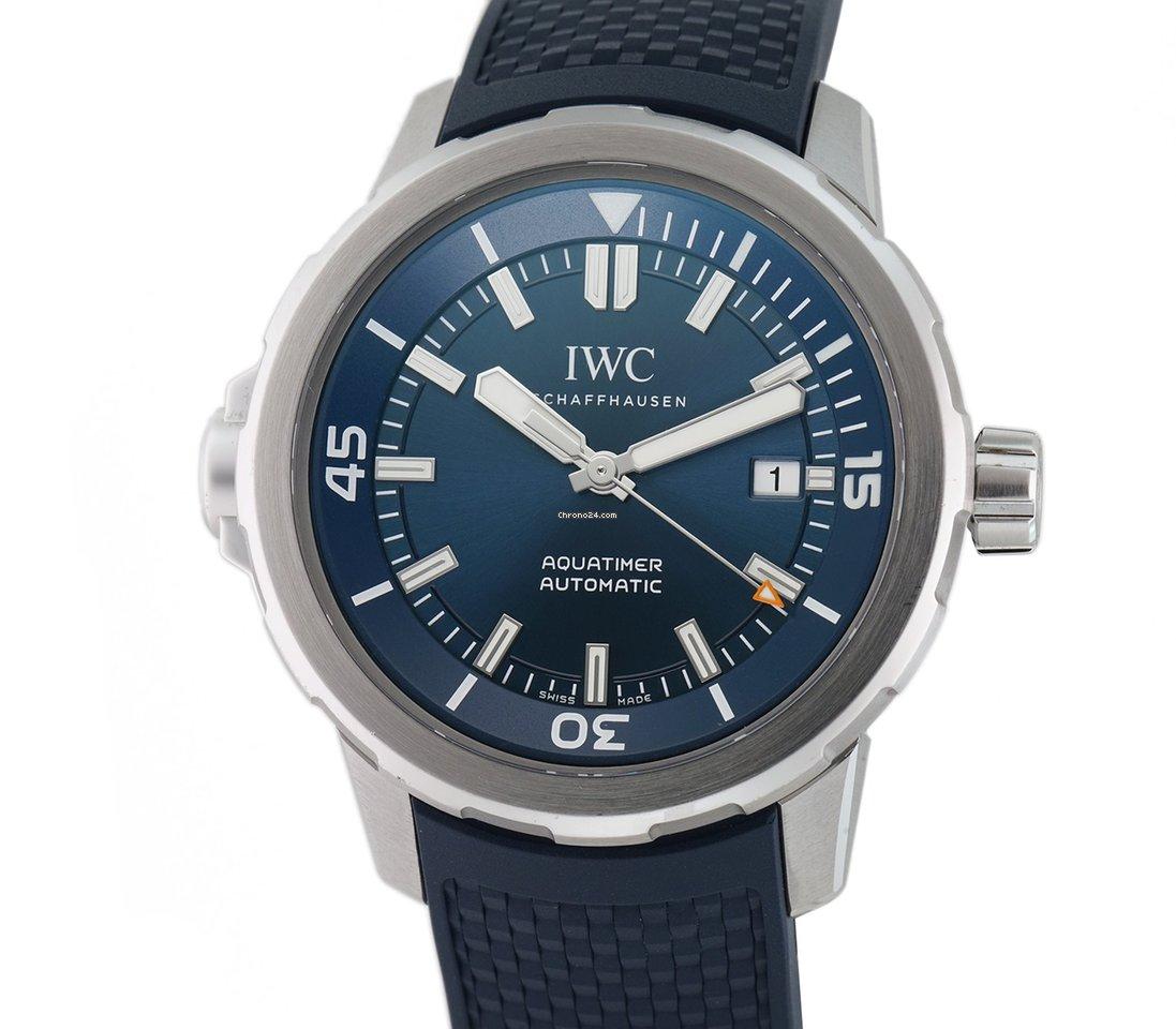 IWC Aquatimer Automatic IW3290-05 2020 pre-owned