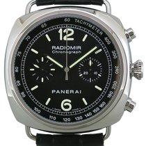 Panerai Radiomir Chronograph Acero 45mm Negro