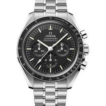 Omega Speedmaster Professional Moonwatch Steel 42mm Black Australia