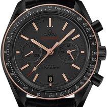 Omega Speedmaster Professional Moonwatch Ceramic 44mm Black No numerals Australia