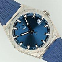 Zenith Defy Titanium 41mm Blue United States of America, Washington, Bellevue