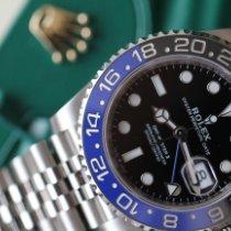 Rolex GMT-Master II Steel Black No numerals UAE, Dubai