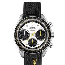 Omega Speedmaster Racing новые Автоподзавод Хронограф Часы с оригинальными документами и коробкой 326.32.40.50.04.001