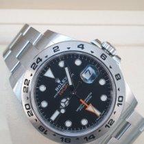 Rolex Explorer II Steel Black No numerals UAE, Dubai