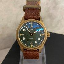 IWC Pilot's Watch Automatic 36 Бронза 36mm Зеленый Aрабские