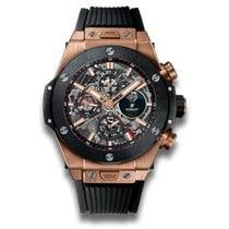 Hublot Big Bang Unico nowość 2019 Automatyczny Chronograf Zegarek z oryginalnym pudełkiem i oryginalnymi dokumentami 406.OM.0180.RX
