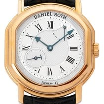 Daniel Roth Yellow gold Manual winding 34mm pre-owned