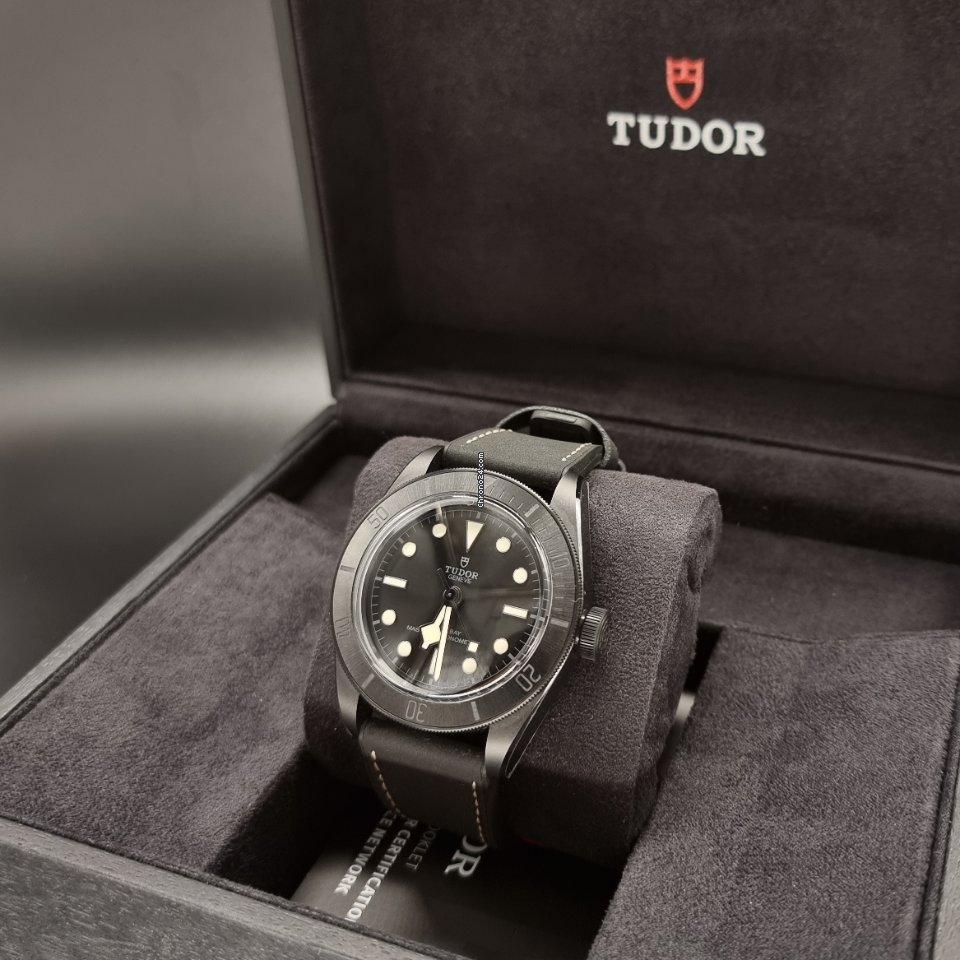 Tudor Black Bay 79210CNU new