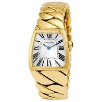 Cartier La Dona de Cartier Желтое золото 27mm Cеребро